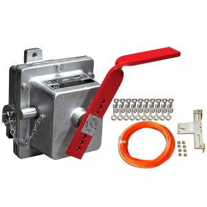 MODEL RS PULL CORD SAFETY STOP SWITCH + RS-K Combo